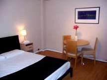 Curzon Mayfair serviced apartments, bedroom