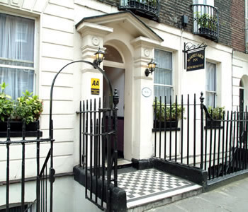 Marble Arch Inn, London bed and breakfast