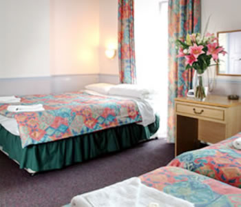 Marble Arch Inn, London accommodation